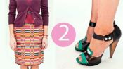 5 Outfit Ideas in 60 Seconds: What to Wear to Work This Fall