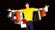 Dylan Will Shop With You and Hold Every Bag. It's His Workout.