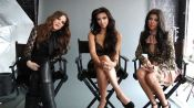The Kardashians' Teen Vogue Photo Shoot
