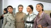 Allure Backstage Beauty: Headbands, Spring 2007