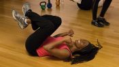 Franchesca Ramsey Reacts to Kettlebell Kickboxing