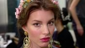 The Look of Dolce & Gabbana Spring 2014