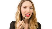 How to Do a True Bold Lip