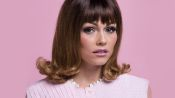 See Makeup Pro Kandee Johnson Transform into 1964 Supermodel Jean Shrimpton in 30 Secs!