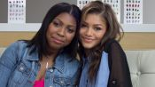 Zendaya and Zink Play Besties Word Association