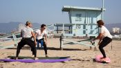 Surfing with The Fosters' Jake T. Austin and His BFF Ramin Abrams