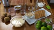 How to Make a Healthy Kiwi Lime Pie