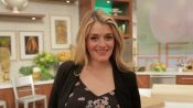 Daphne Oz Talks Body Image, Motherhood, and Balancing Relationships with Life at The Chew