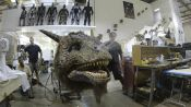 It's All In the Details: Giving a 14-Foot Creature a Giant Makeover