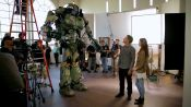 Behind the Scenes of Summer Glau's New Robot Series