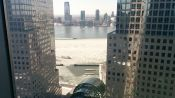 Timelapse of Icy Hudson River