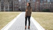 CollegeFashionista & Teen Vogue Visit UPenn's Campus to Scope Out Style Gurus