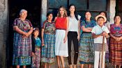 Jessica Alba and Rebecca Minkoff Travel to Guatemala