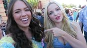 We Got Glam with 'Descendants' Star Dove Cameron For the Teen Choice Awards!
