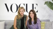 Karlie Kloss and Lisa Eldridge Announce the Vogue Beauty Challenge Winner