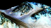 NASA Discovers Evidence for Liquid Water on Mars