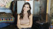 Emily Ratajkowski Speaks Gaelic, Eats Cow Tongue, and Talks Presidential Ambitions