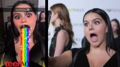 Celebs Try the New Snapchat Filters at Teen Vogue's Young Hollywood Party