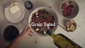 Plane Food: Grain Salad