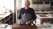 Jacques Pépin Makes a Mushroom Fish