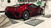 Inside the Factory Where Acura Builds the NSX Supercar