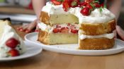 How to Make a Quick and Easy Strawberry Shortcake