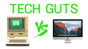 Apple IIe vs Modern iMac Throwdown