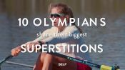 Olympians Share Their Biggest Superstitions