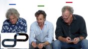 Jeremy Clarkson, Richard Hammond & James May Race Toy Cars