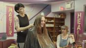 How 2 Women Help Homeless Women Feel Beautiful Through Haircuts