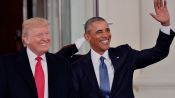 Here are the Differences Between Trump and Obama's First Speeches