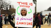 11 People at the Women's March on Why They're a Feminist