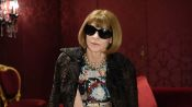 Anna Wintour on the Trends of Milan Fashion Week