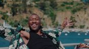 Here's Mahershala Ali, on the Beaches of Catalina, Walking You Through His Ultimate Summer Playlist