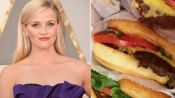 8 Celebrities Who LOVE Burgers