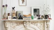 4 Ways to Style the Perfect Fireplace Mantel