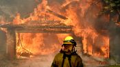 Wildfires Continue to Imperil California