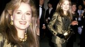 What Celebrities Wore to Their First Golden Globes