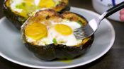These Acorn Squash Baked Eggs Are Healthy and Inexpensive