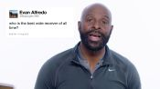 Jerry Rice Answers Football Questions From Twitter