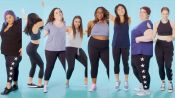 Women Sizes 0 Through 28 on Gym Intimidation