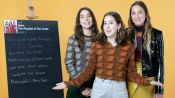 HAIM Create the Playlist to Their Lives