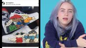 Billie Eilish Breaks Down Her Favorite Instagram Follows