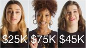 Women of Different Salaries Describe How $50K Would Change Their Life