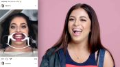 Baby Ariel Reacts to Her Old Instagram Photos
