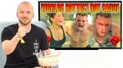 Hot Ones' Sean Evans Reviews The Internet's Most Popular Food Videos | Food Film School