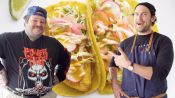 Brad and Matty Matheson Make Fish Tacos
