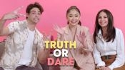 'To All the Boys I've Loved Before' Cast Plays 'Truth or Dare'