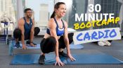 30-Minute Bodyweight Cardio Bootcamp Workout