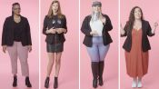 Women Sizes 0 Through 28 on What They Wear to Feel Confident